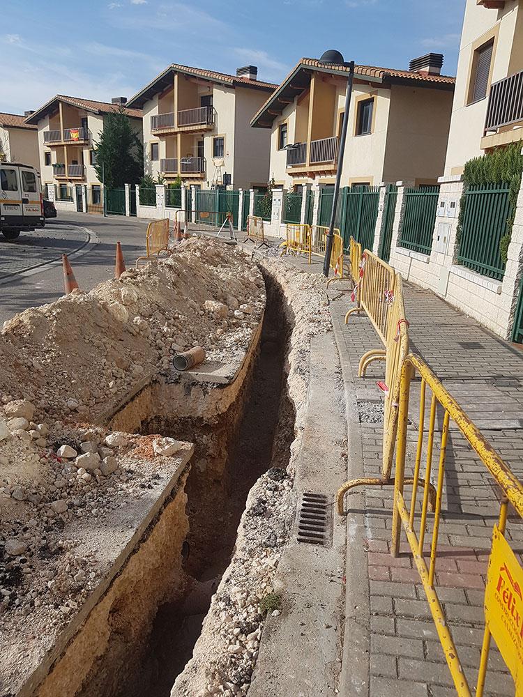 Cardeñadijo urbanización