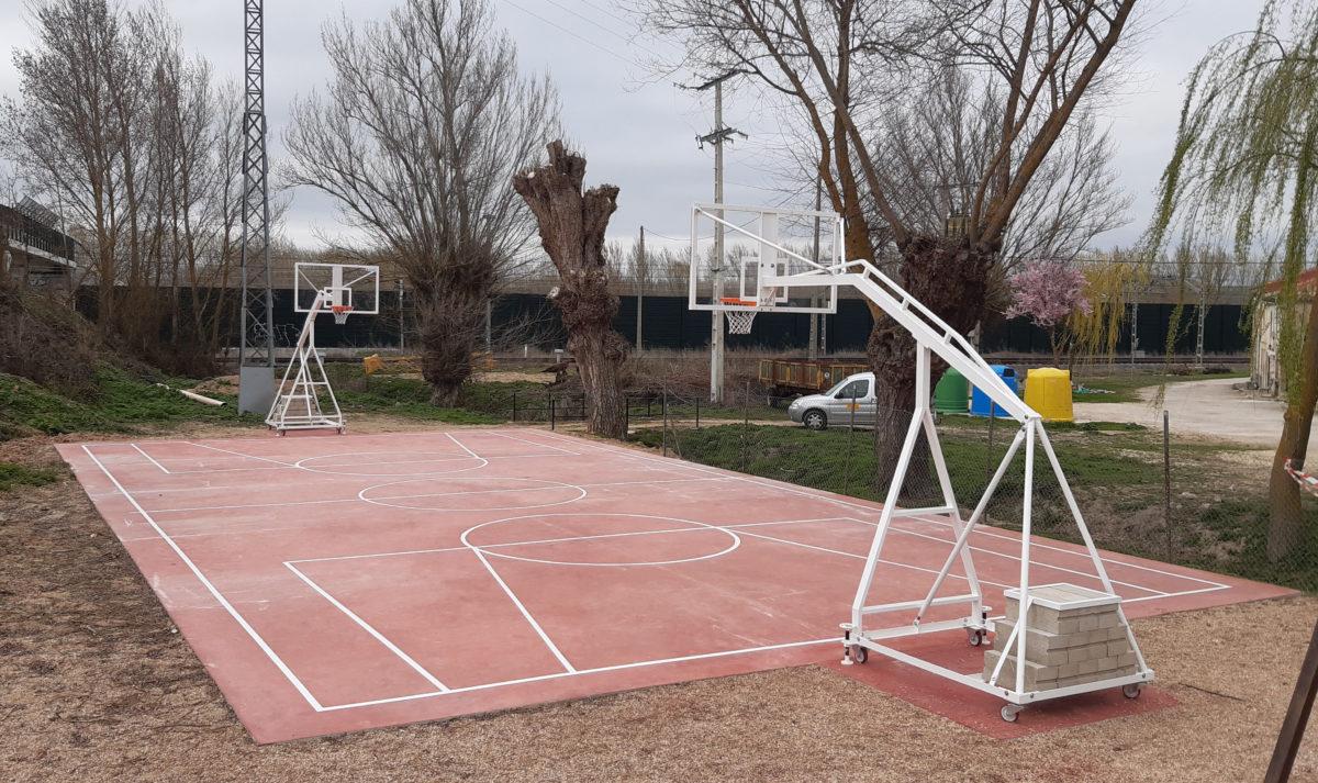Quintanilla de las Carretas pista minibasket
